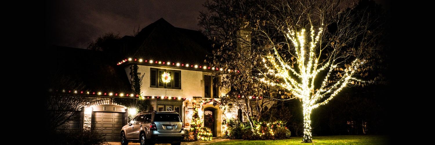 toronto christmas light installation decoration service - Residential Christmas Decorating Service